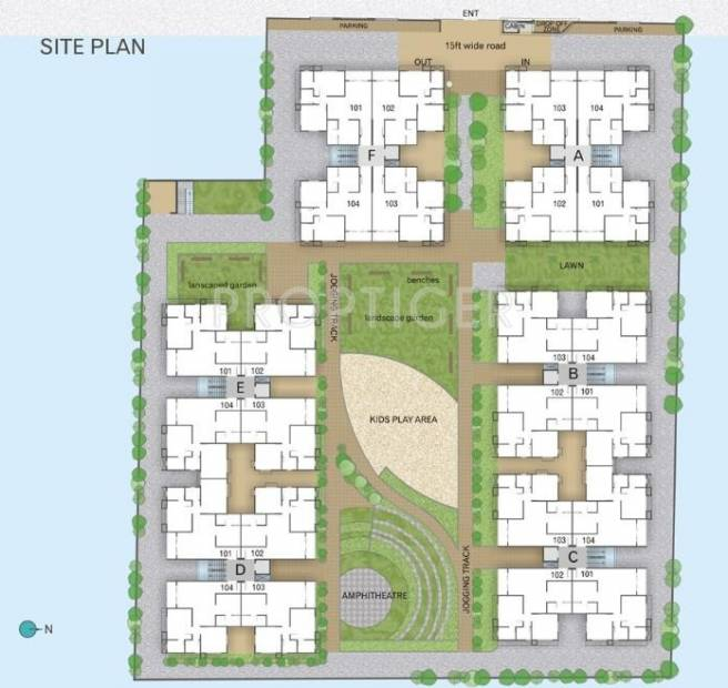 Images for Site Plan of Anmol Anmol Aagman