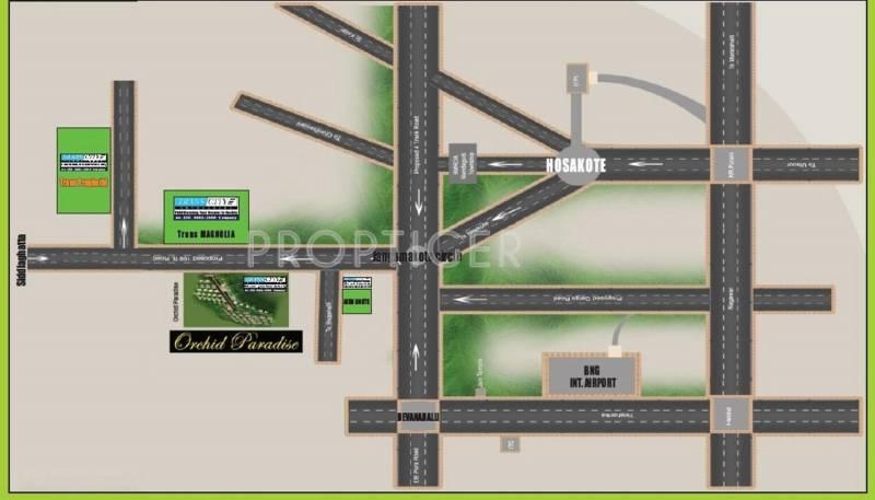 Images for Location Plan of Transcity Trans Praghathi