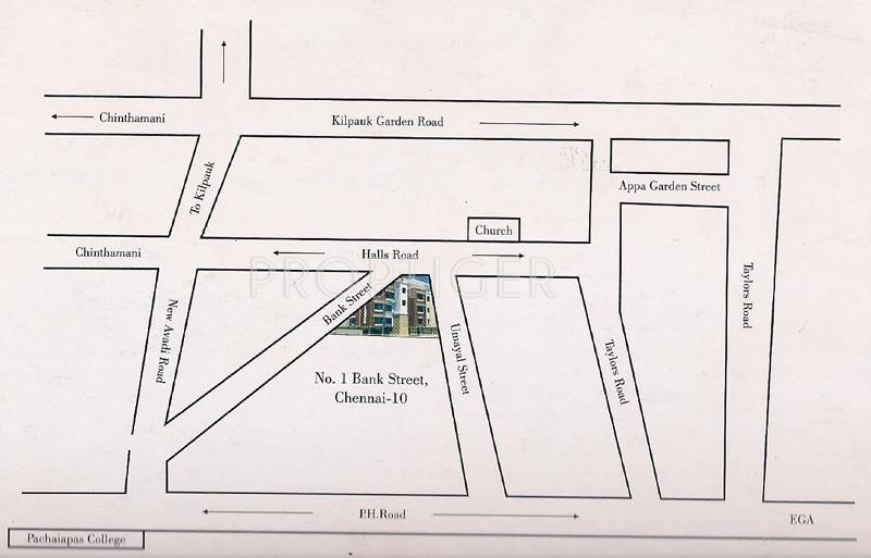 Images for Location Plan of BSR Sri Bala Enclave