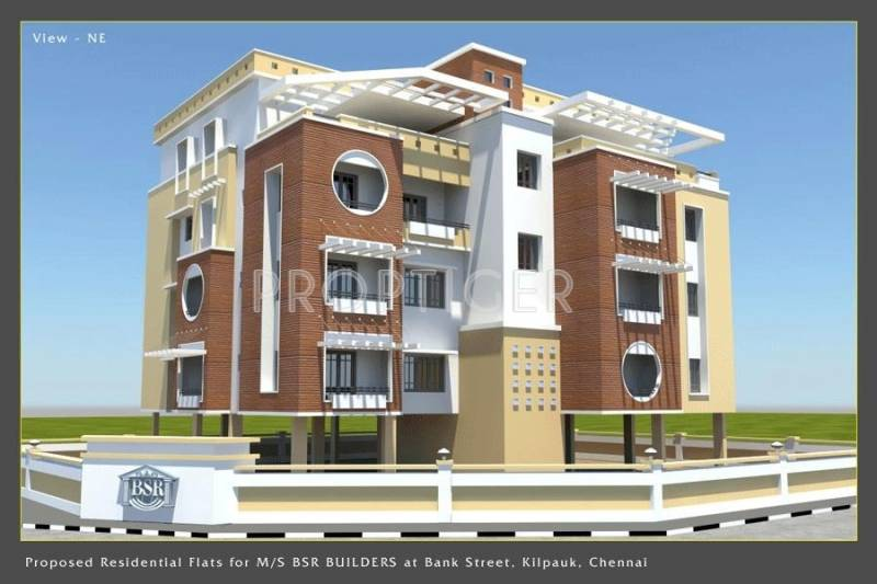 Images for Elevation of BSR Sri Bala Enclave
