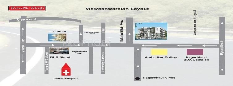 Images for Location Plan of Maruthi Enclave