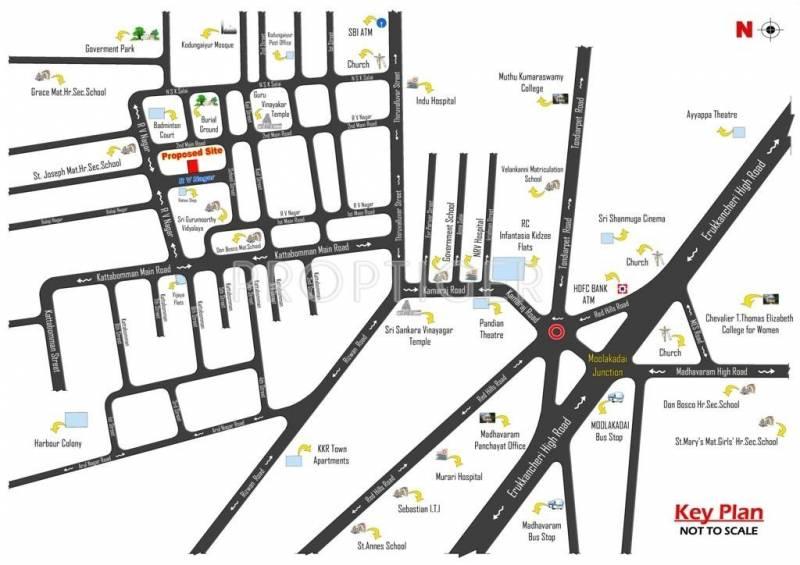 Images for Location Plan of Bhaveshwar Kashvi