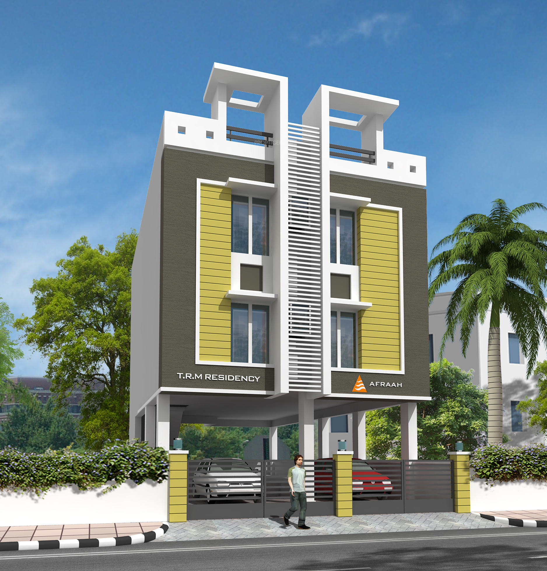 480 Sq Ft 1 Bhk 1t Apartment For Sale In Afraah