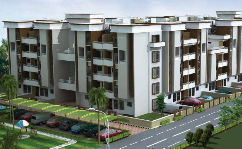 Images for Elevation of HBK Radhe Greens