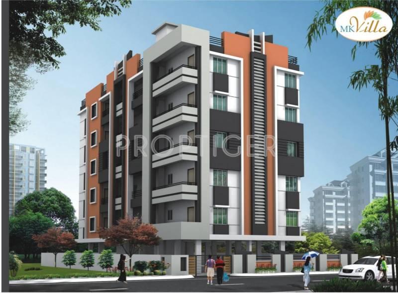 Images for Elevation of MK Villa