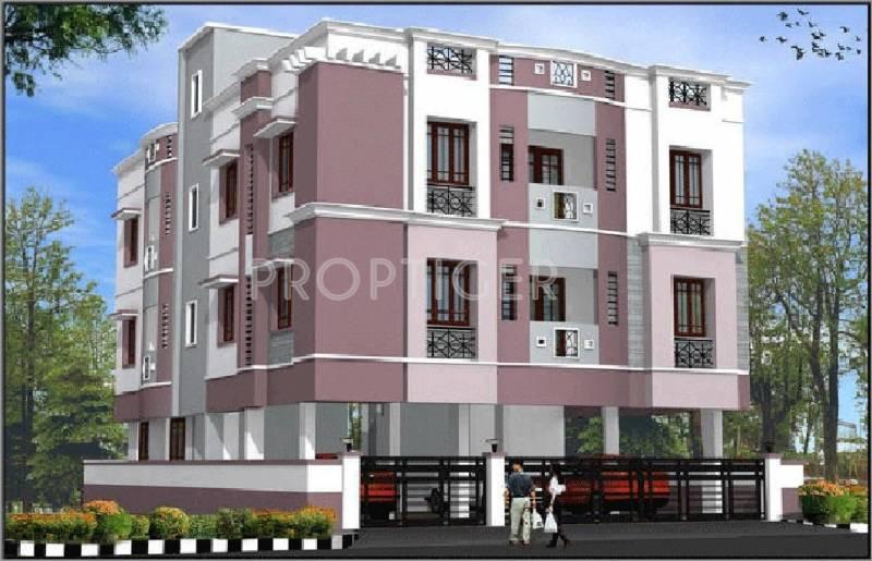 Images for Elevation of Priya Nesapakkam