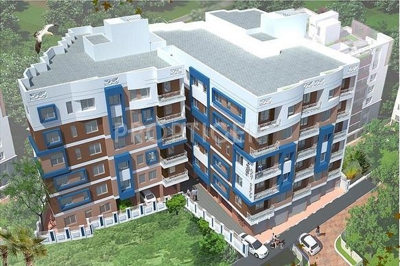 anandi-apartment Images for Elevation of Rechi Anandi Apartment