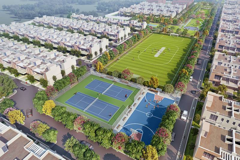 Images for Amenities of Suncity Anantam