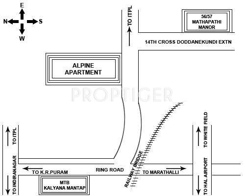 Images for Location Plan of Mathapathi Manor