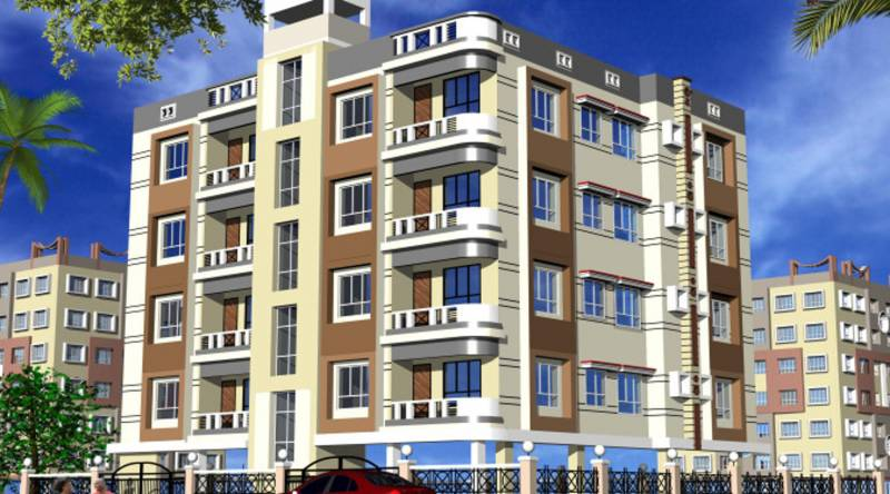 Images for Elevation of Vsun Group Oni Residency
