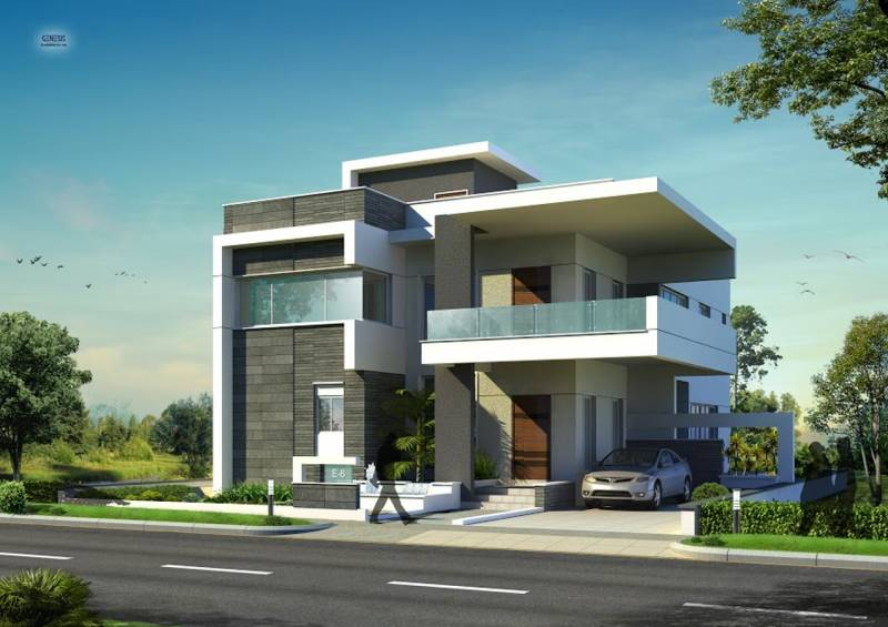Images for Elevation of S and S Green Meadows Villa