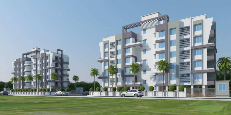 Images for Elevation of RR Akshay Residency