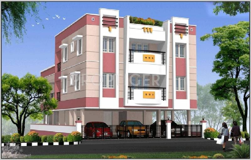 Images for Elevation of Priya Constructions VALASARAVKKAM