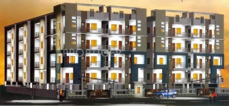 Images for Elevation of Sri Sri Builders and Developers Sree Sree Shine