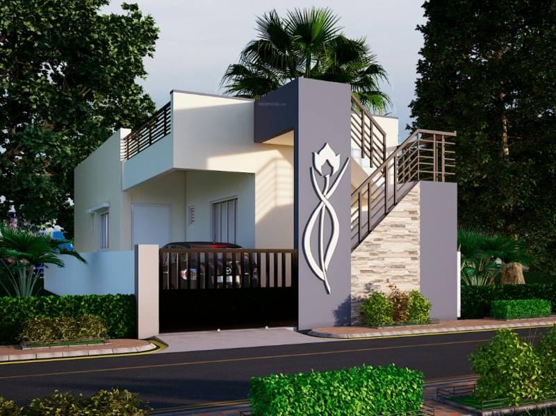 Images for Elevation of Budget Vishwas Enclave