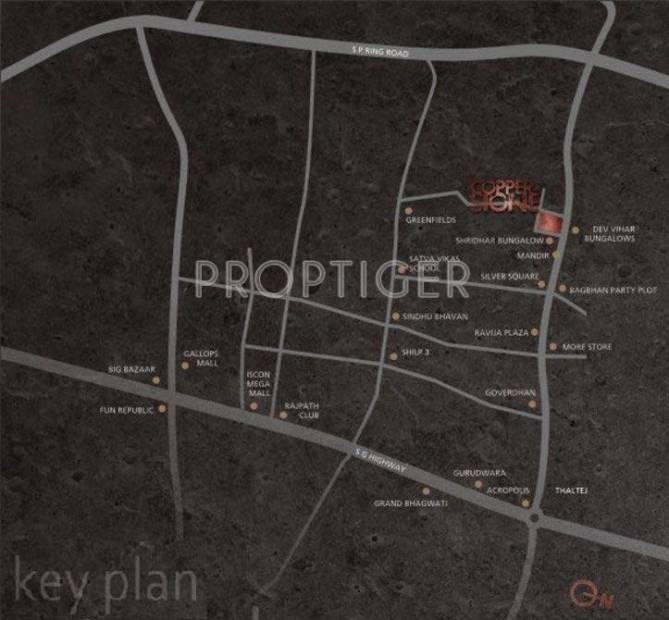 Images for Location Plan of Setu Copper Stone