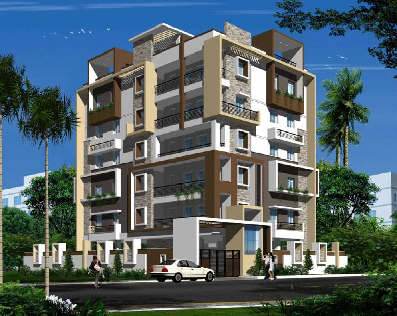 Images for Elevation of RSRPPL Sai KVM Residency