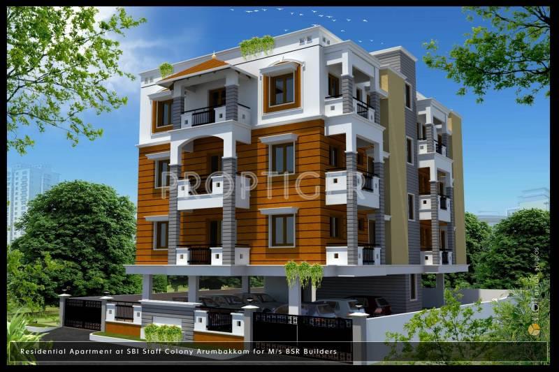 Images for Elevation of BSR Lakshmi Enclave