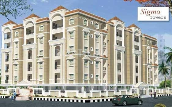 Images for Elevation of Gauthami Sigma Towers