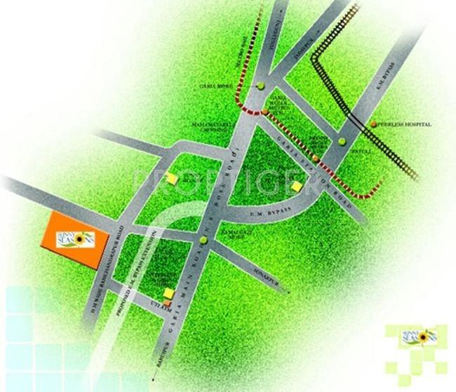 Images for Location Plan of Starlite Group Sunny Seasons