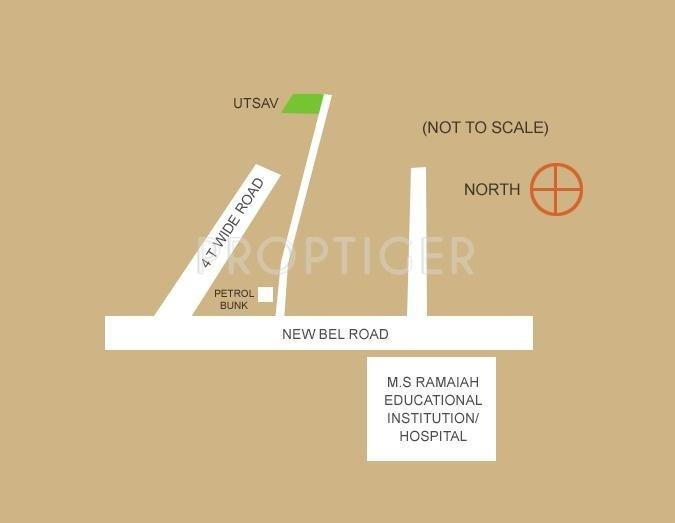 utsav Images for Location Plan of Ramky Group Utsav