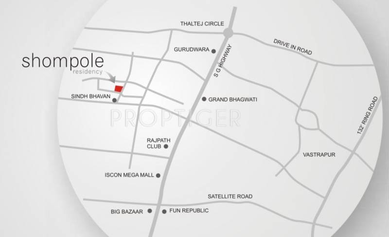 Images for Location Plan of Sandesh Shompole