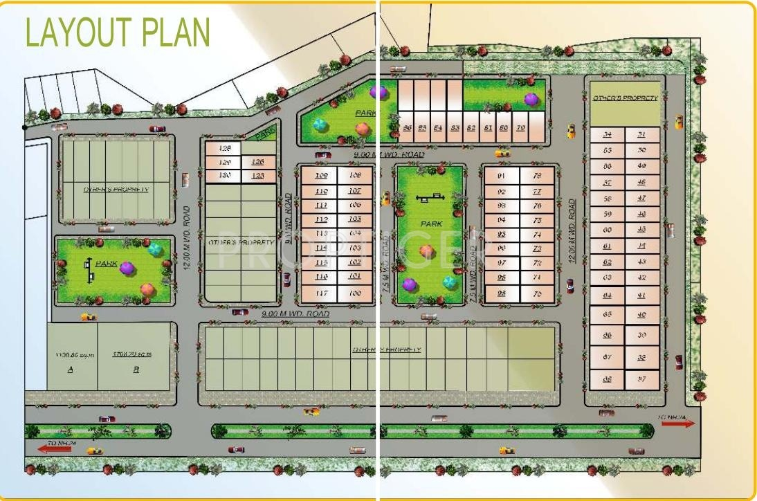 1875 Sq Ft 3 Bhk 3t Apartment For Sale In Apex Buildcon