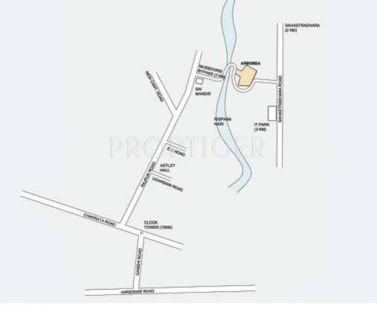Images for Location Plan of Conscient Arborea