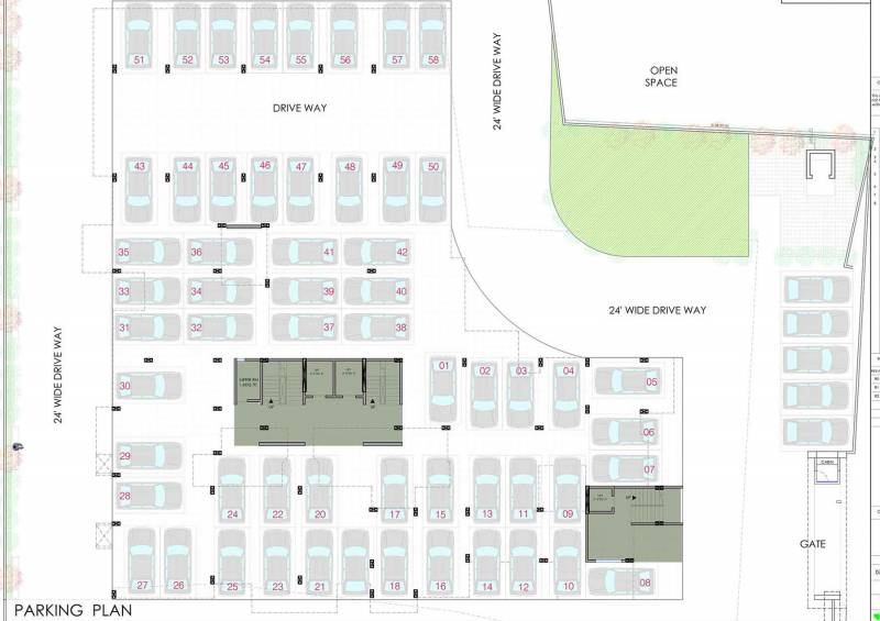 Images for Cluster Plan of Tirth Park Avenue Phase 1