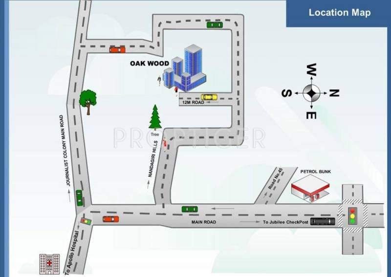 Images for Location Plan of Sri Oak Wood