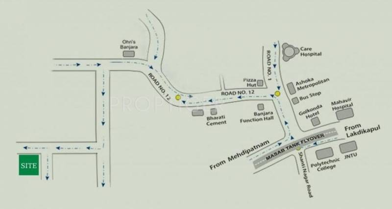 Images for Location Plan of Maphar Eleganza