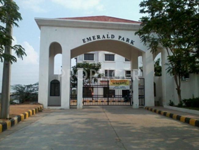 1490 Sq Ft 3 BHK 3T Villa For Sale In Modi Emerald Park Pocharam