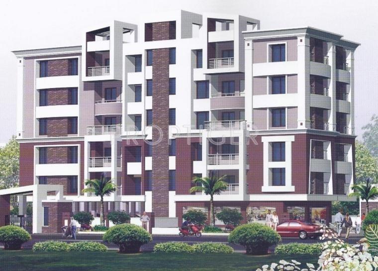faiz-residency Images for Elevation of Maphar Faiz Residency