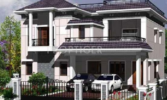 3600 sq ft 3 BHK 3T Villa for Sale in Aparna Constructions County