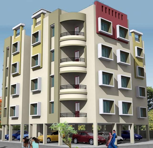 Images for Elevation of KN Ananta Villa