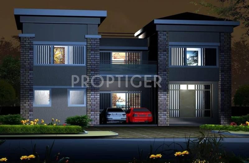 Images for Elevation of Subishi Developers Mist Homes