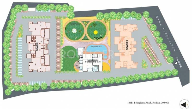 Images for Layout Plan of Sureka Group Sunrise Towers