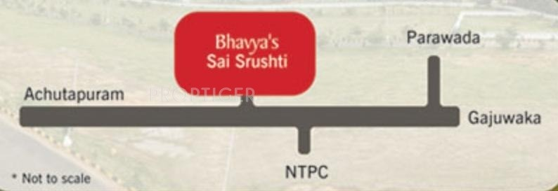 Images for Location Plan of Bhavya Sai Srushti