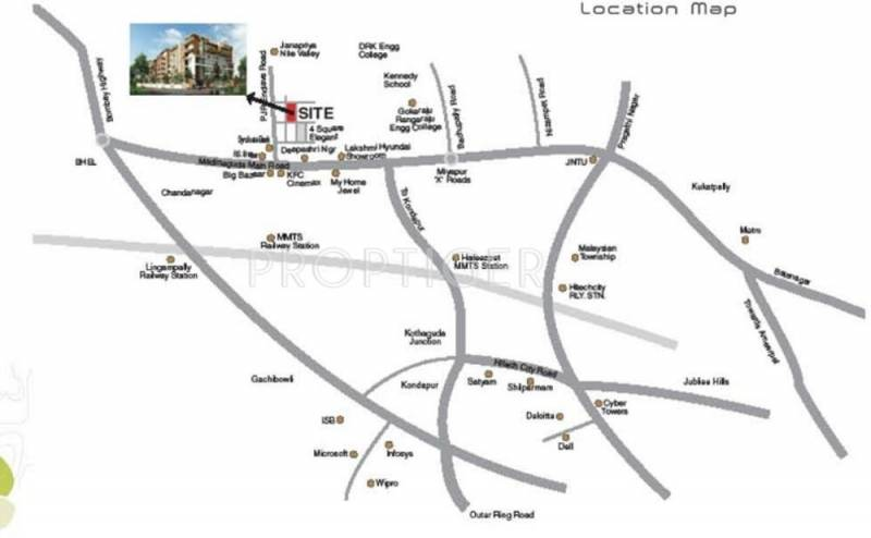 Images for Location Plan of RSRPPL Four Seasons