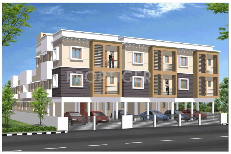 Images for Elevation of  Vigneshvara Homes