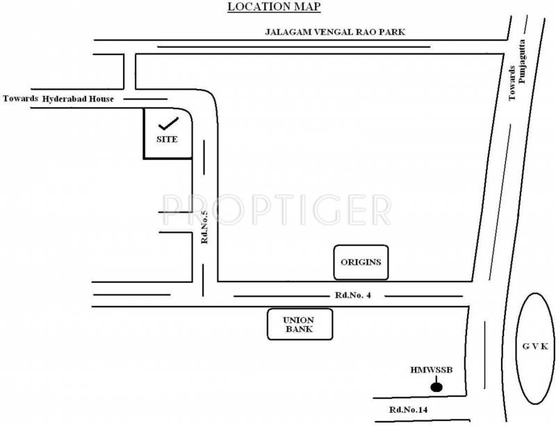 Images for Location Plan of Legend Chawla