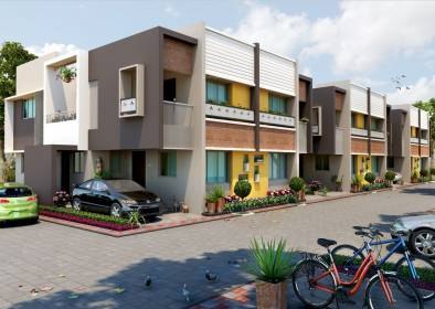 Images for Elevation of Gopi Vraj Gopi Residency