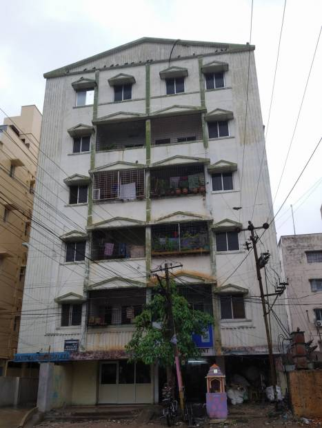 Images for Elevation of SV Hanuman Swathi Plaza