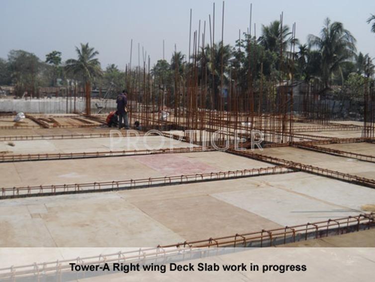 Images for Construction Status of Shrachi Greenwood Nest