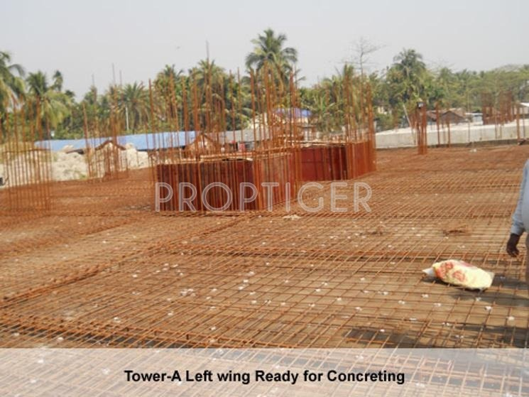 Images for Construction Status of Shrachi Greenwood Nest