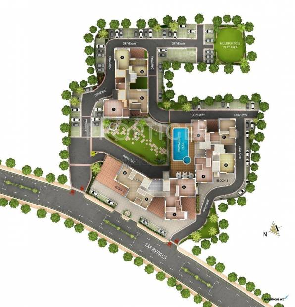 Images for Layout Plan of Modello Highs