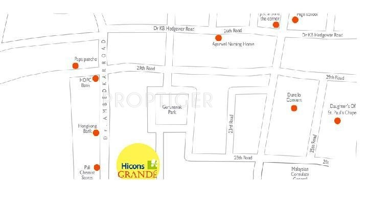 Images for Location Plan of Hicons Grande