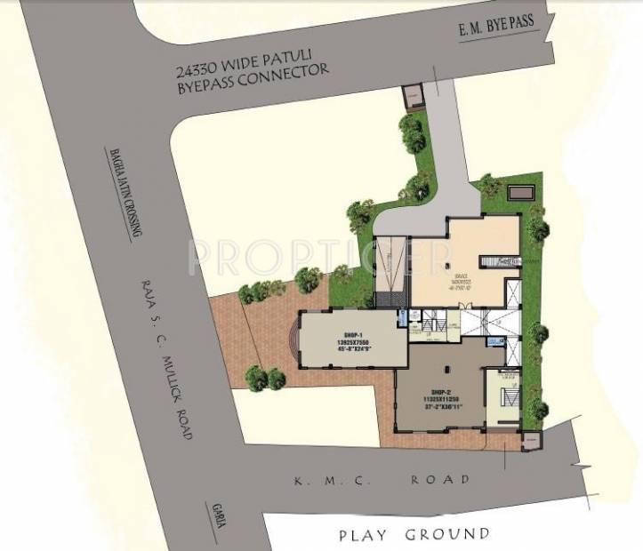 Images for Location Plan of Shreeram Sreeram Enclave