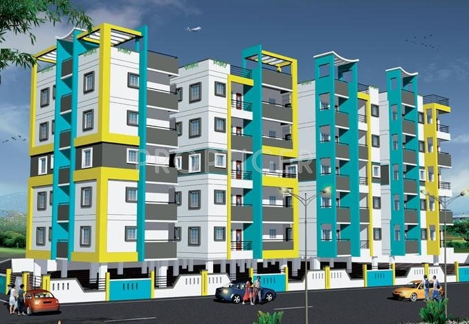 Images for Elevation of BR Lakshmi Durga Sagar Enclave