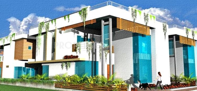 Images for Elevation of N K Leasing Villa Scapes